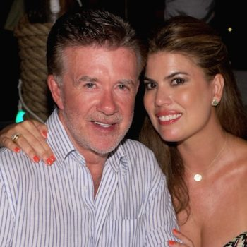 Alan Thicke's wife, Tanya Callau, just released her first statement about his passing, and our hearts break for her
