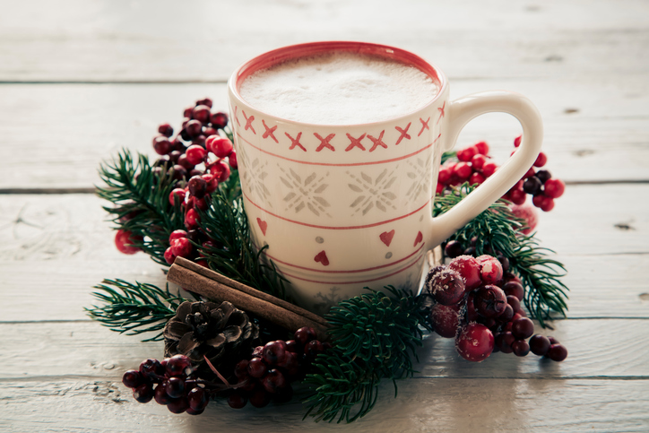 11 Christmas morning coffee drinks that will destroy your Christmas Eve hangover