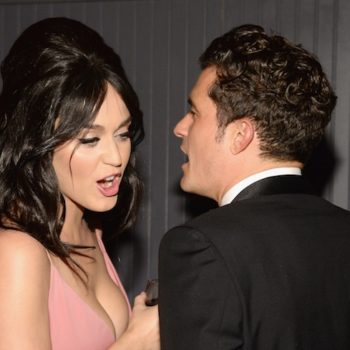 Katy Perry told Orlando Bloom he looked like Jennifer Aniston in our most favorite Insta post of the week