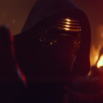 """Kylo Ren reviewed """"Rogue One"""" and we can't stop laughing"""