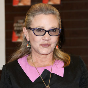 23 celebrities react to Carrie Fisher's death, because they're as shaken as we are
