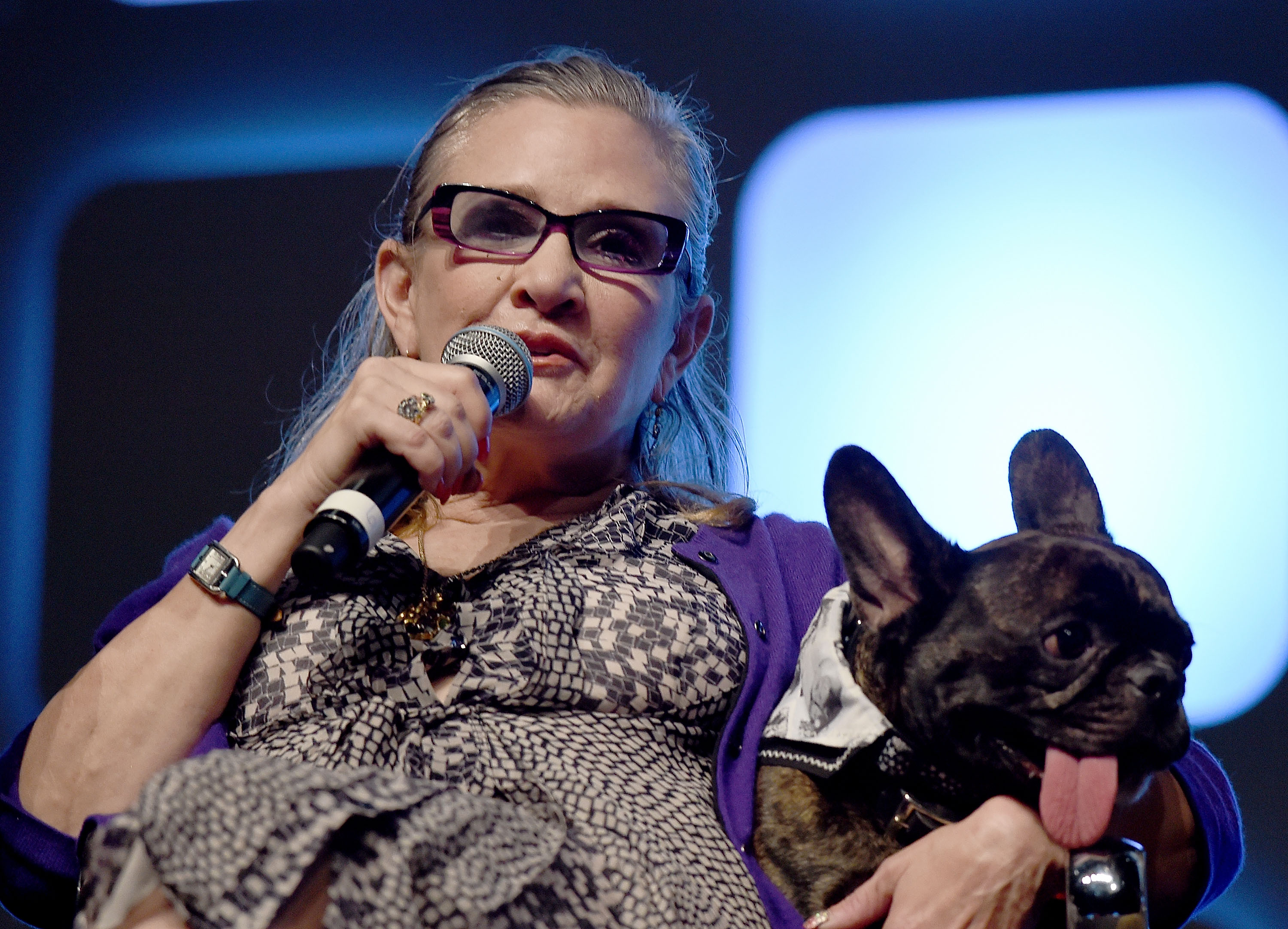 5 movies you probably never realized Carrie Fisher is in, but she wonderfully is