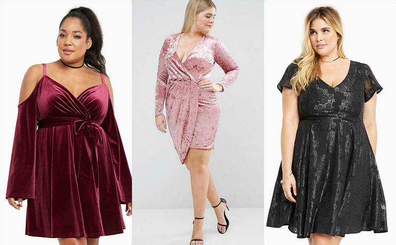 20 glamorous plus-size dresses you can rock for New Year s Eve ... 1e2ab7ca9