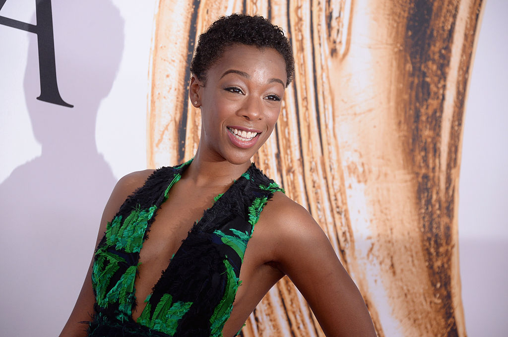 """Samira Wiley From """"OITNB"""" Opened Up About Her Relationship"""