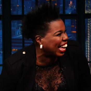 "Leslie Jones totally wants to be in ""Deadpool 2,"" and we can't blame her"