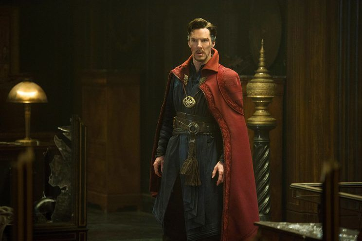 "This is not a drill: Doctor Strange will definitely be in ""Thor: Ragnarok"""
