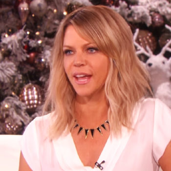 Kaitlin Olson talked about broken bones and bulldogs with Ellen, and now we love her even more