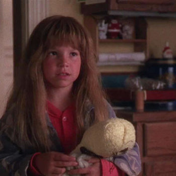 """Ruby Sue from """"National Lampoon's Christmas Vacation"""" is all grown up and still adorable"""