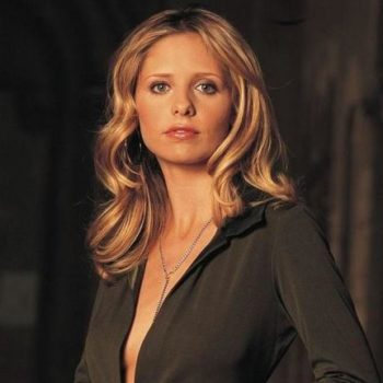 """We're sobbing tears of nostalgia: Sarah Michelle Gellar just acknowledged """"Buffy's"""" 20th anniversary"""
