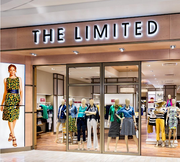 The iconic mall store The Limited is closing, and we are SO sad