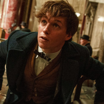 """There's a new version of """"Fantastic Beasts"""" being published, so get your wands at the ready"""