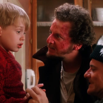 """Fans of terror films will absolutely love YouTube's """"Home Alone With Blood"""""""