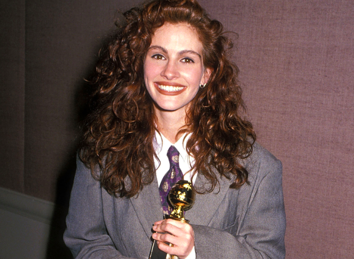 Never forget when Julia Roberts slayed in an oversized ...