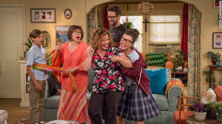 8 reasons you should be watching one day at a time our new fave netflix original hellogiggles. Black Bedroom Furniture Sets. Home Design Ideas