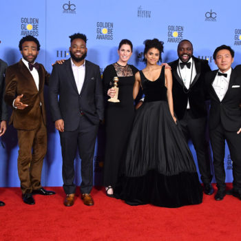'Atlanta' got some much deserved love at the Golden Globes, and we're so happy about it