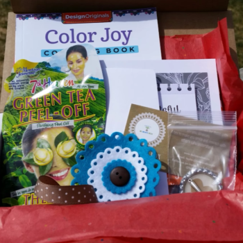 This incredible subscription box is made specifically for people who have chronic illnesses