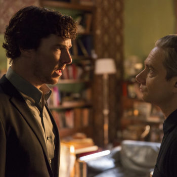 """Take a seat, because there might be a secret *fourth* episode for """"Sherlock"""" Season 4"""