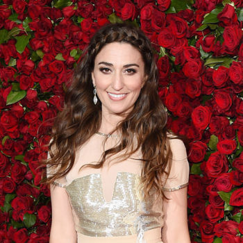 Sara Bareilles talks new album and we have one question — will she write us a love song?