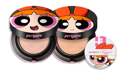 "There's a ""Powerpuff Girls"" makeup collection with Peripera, and we want it all"