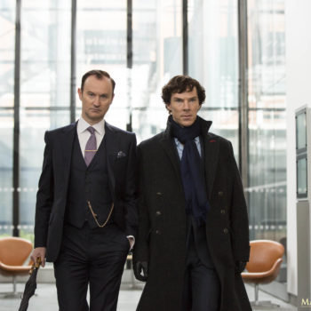 """This one """"Sherlock"""" theory suggests the show has been dropping clues about the latest ~twist~ all along"""