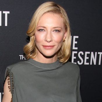 """Cate Blanchett is playing about 12 different people in the trailer for """"Manifesto"""" and it's still not enough"""
