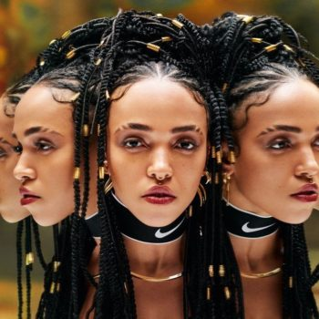 FKA twigs made a badass zine for her Nike campaign