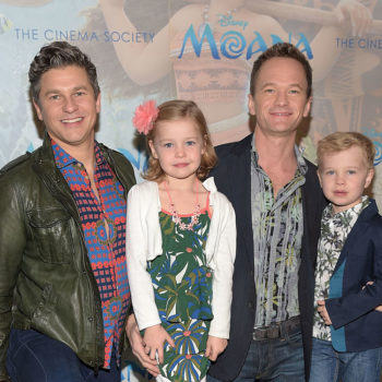 """Neil Patrick Harris' twins are big fans of """"A Series of Unfortunate Events"""""""