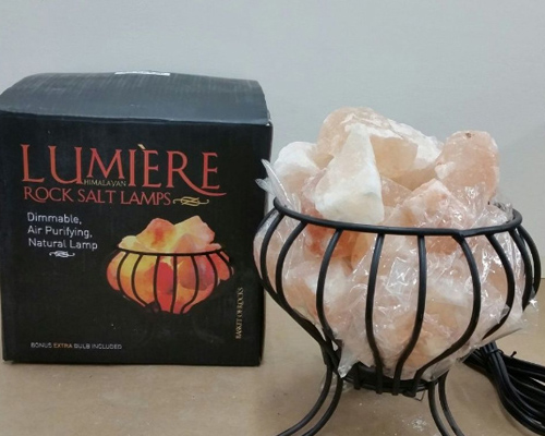 Thousands of Himalayan Rock Salt Lamps are being recalled for ...