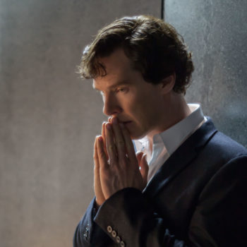 """Breathe a small sigh of relief, """"Sherlock"""" Season 5 is already being teased"""