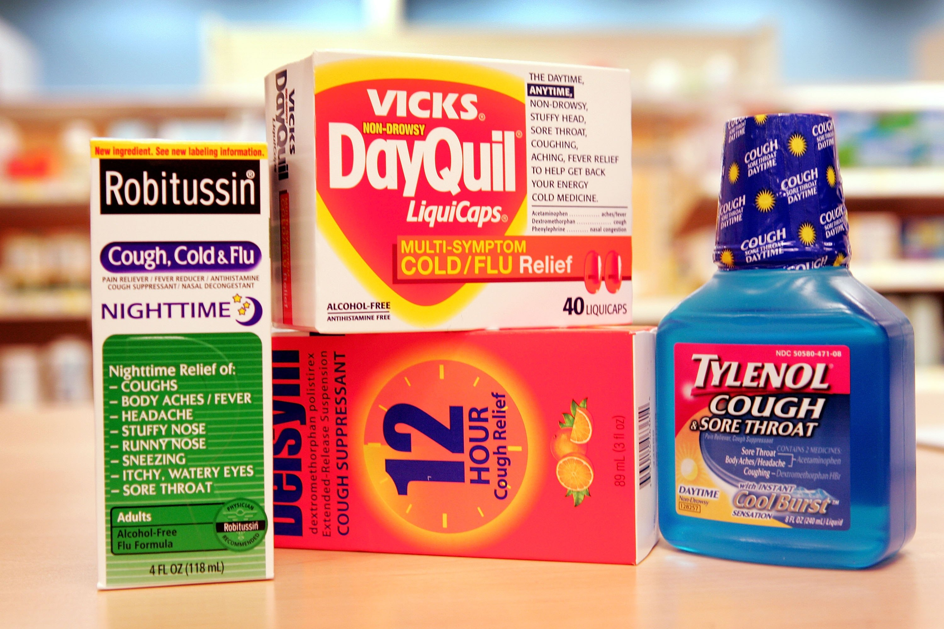 What are cough pills? 94