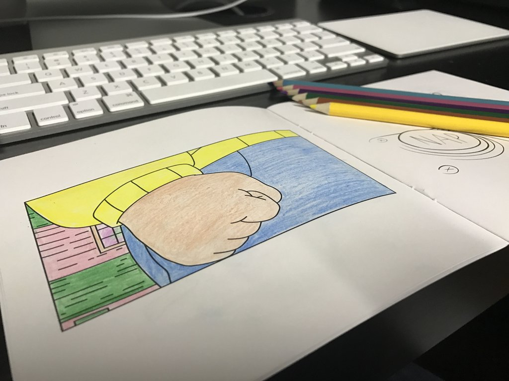 Theres Now A Meme Coloring Book Which Was Probably Inevitable To Be Honest