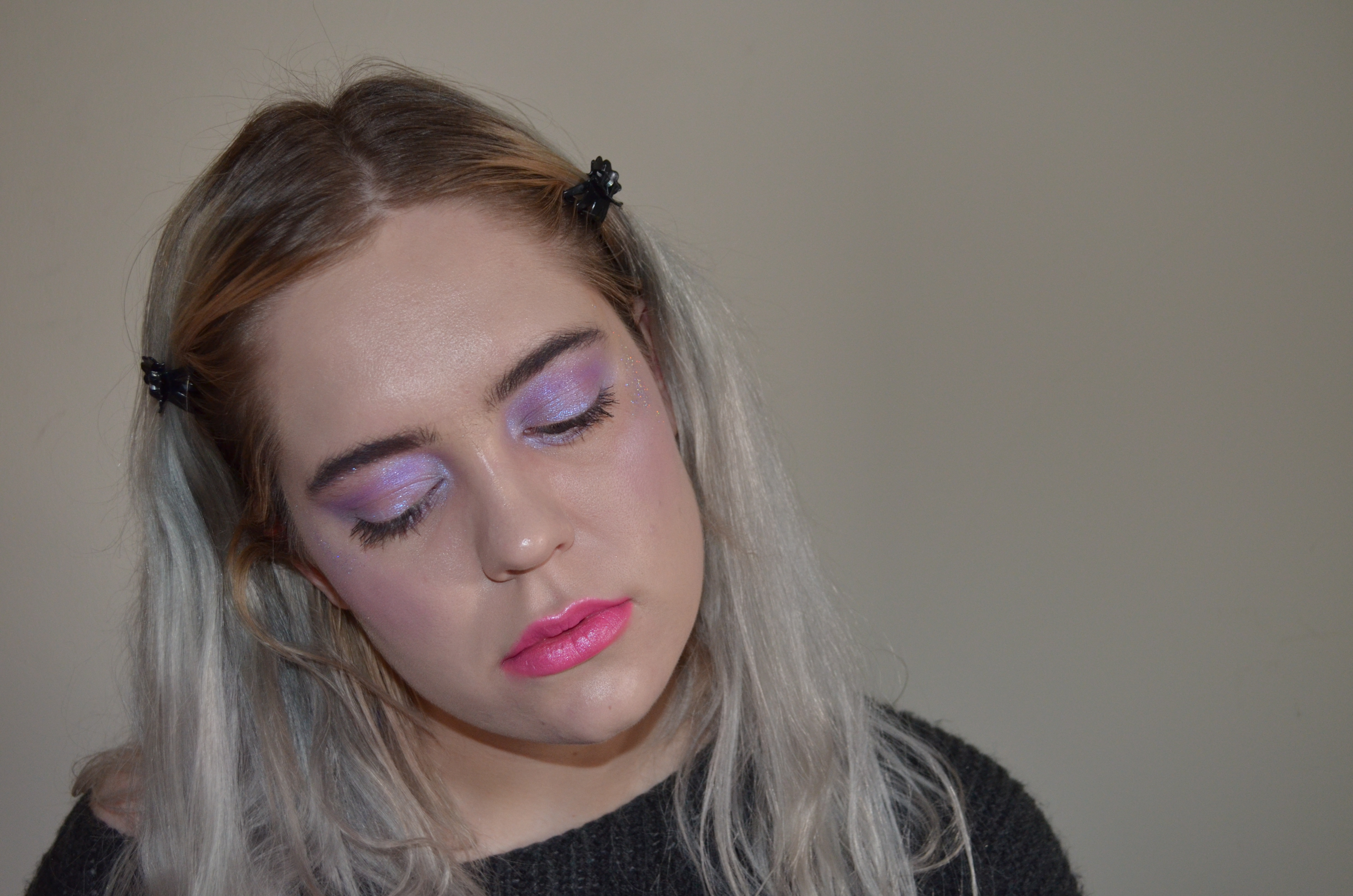 How to create a fun, colorful makeup look inspired by your