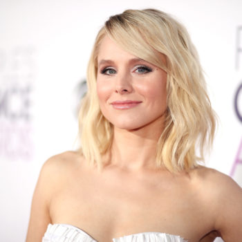 Kristen Bell has the best self-care tips for us, and boy, could we use them