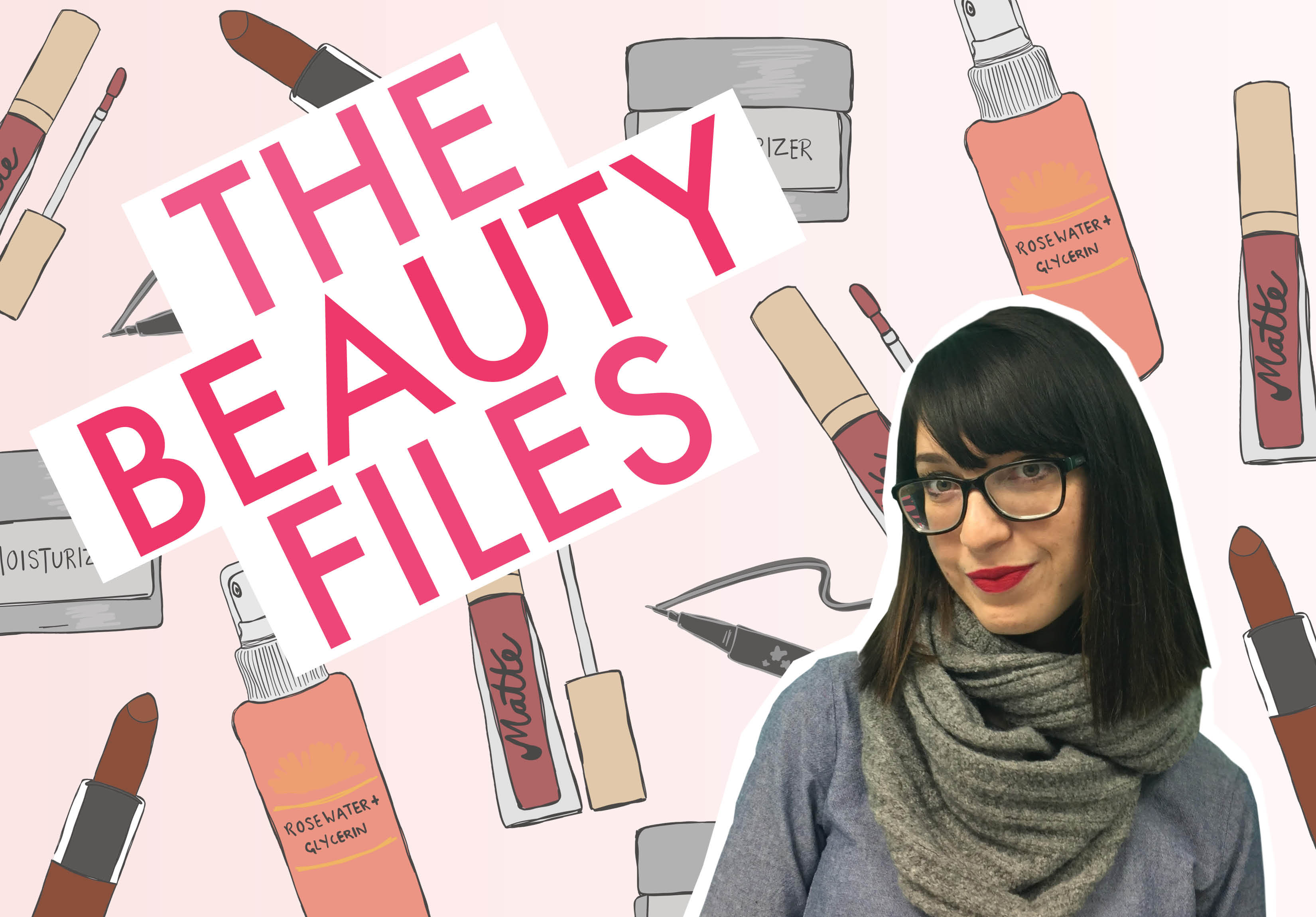 These are all the beauty products HG's Editorial Director wears, because you needed to know