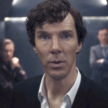 "There's a rumor ""Sherlock"" isn't coming back for this bonkers reason"