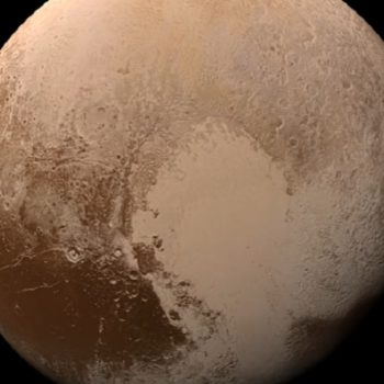 Wow, this NASA video of a conceptual landing on Pluto is absolutely beautiful