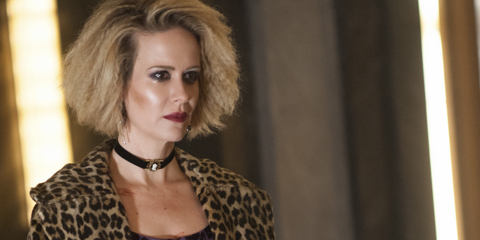 American Horror Storys Sarah Paulson Is Actually Easy to Scare