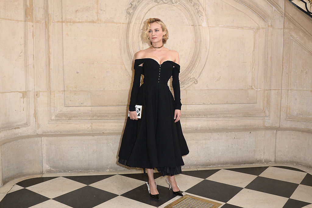 Diane Kruger\'s Dior gown is the 2017 dress trend everyone will be ...