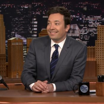 """Jimmy Fallon's high school yearbook quote was from """"The Mary Tyler Moore Show,"""" because it was just that funny"""