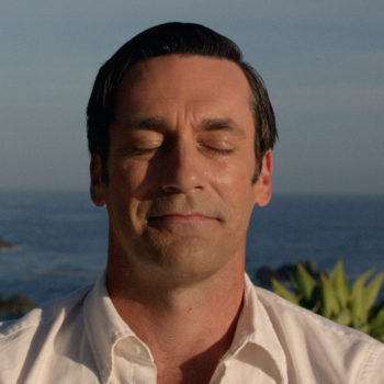 """Jon Hamm just said something very unsettling about Don Draper's life after the finale of """"Mad Men"""""""