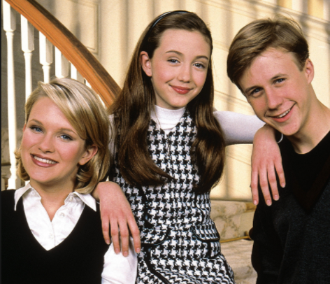 "The three kids from ""The Nanny"" are all grown up and living their best lives, 25 years later"