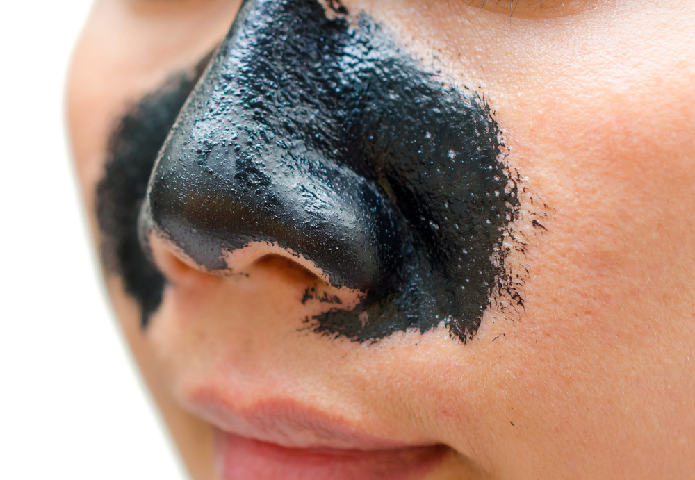 Only watch this pore strip remove blackheads up close if you think you can handle it