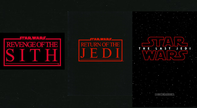 We Completely Missed That The Star Wars Logo Actually Changed