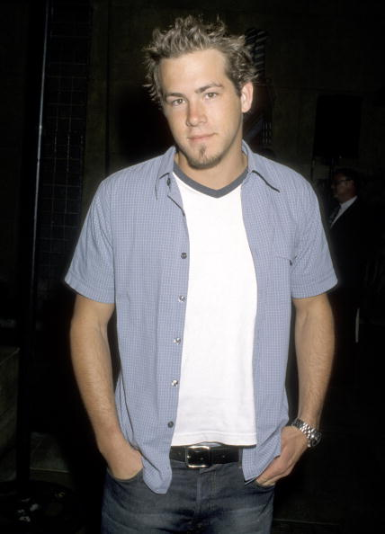 Young Ryan Reynolds With A Goatee Is Something You Should