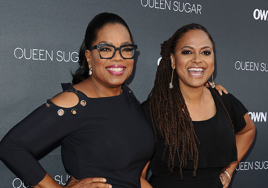 Oprah and Ava DuVernay made a Netflix special together and you can watch it NOW!