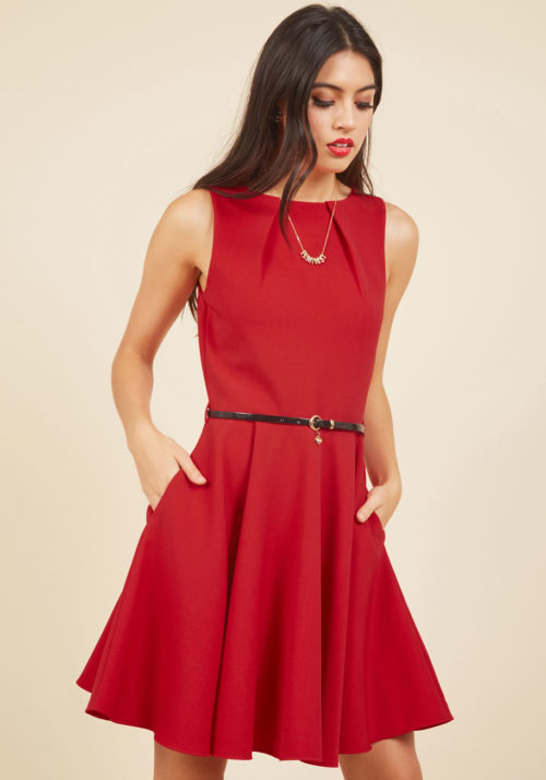f0605a3938 10 perfect little red dresses for Valentine s Day this year ...