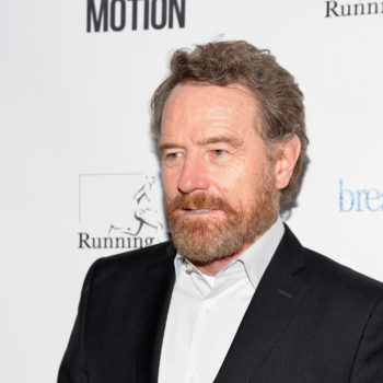 Bryan Cranston is going to star in 'Network' on stage, and it sounds completely perfect