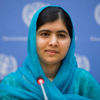 """Malala says she's """"heartbroken"""" over US immigration orders, and we need to listen to her"""