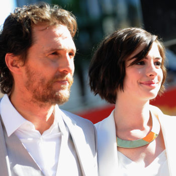 Matthew McConaughey and Anne Hathaway could team up for an exciting new thriller