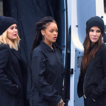 """The first ~official~ cast image for """"Ocean's 8"""" is here, and it'll make your day 800% better"""